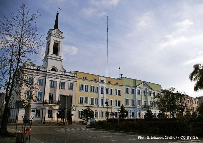 Powiat Ostrołęka:                       Przebudowana droga w Ksebkach oficjalnie oddana