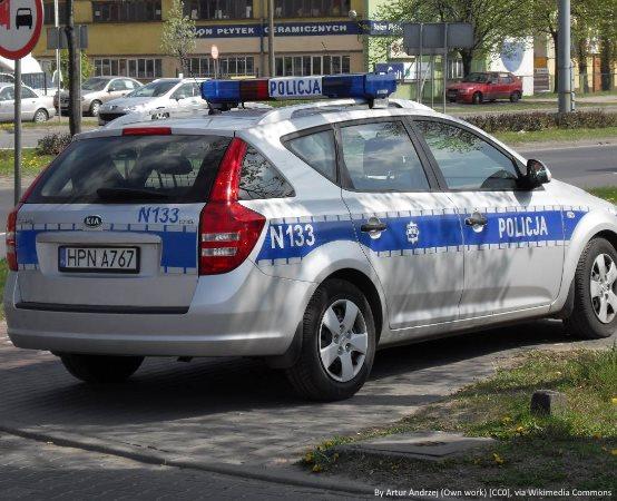 Policja Ostrołęka: Zgubiona torebka czeka na swoją właścicielkę w ostrołęckiej komendzie policji