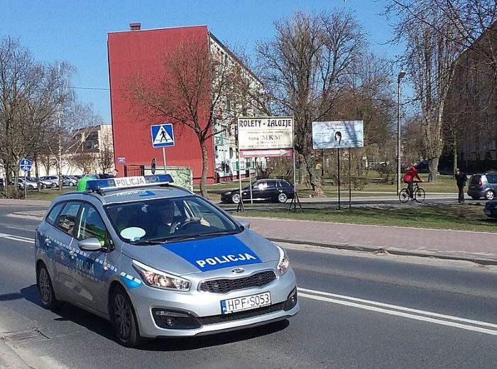 Policja Ostrołęka: Policjanci z Ostrołęki zatrzymali podejrzanego o kradzież roweru i odzyskali jednoślad